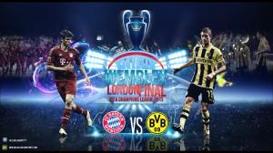 Champions-League-Final-Dortmund-Bayern-München