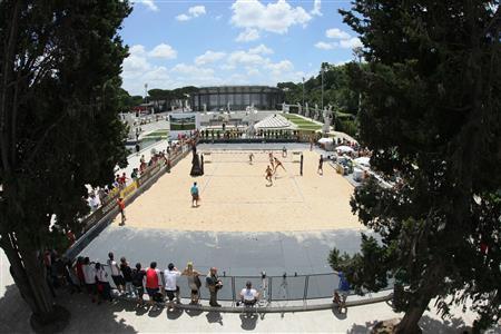 Beachvolleyboll Live Stream