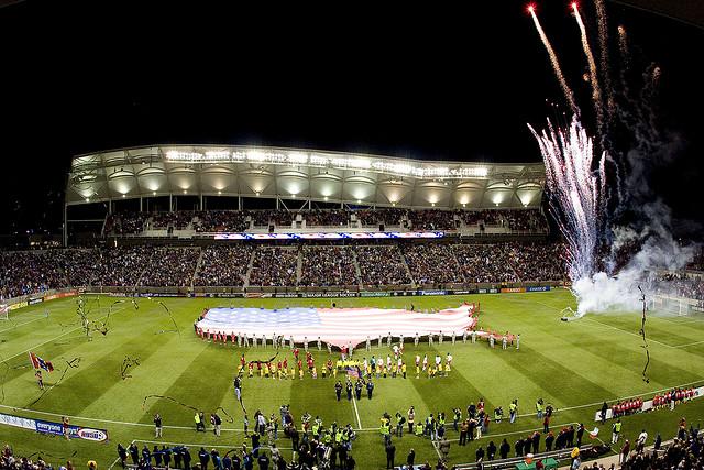 VM-kval USA - Honduras