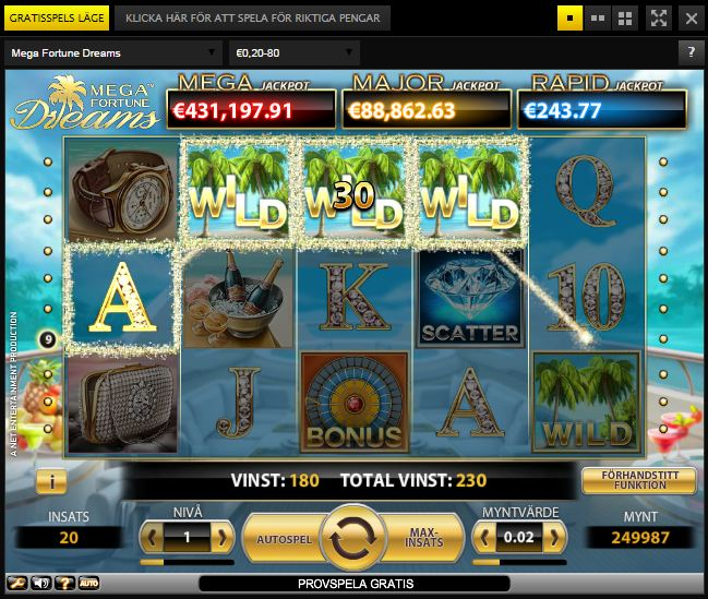 100 Gratis Free Spins på CasinoEuro