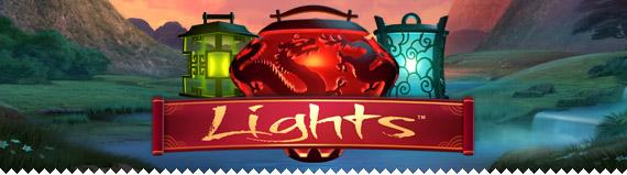 Casino Room ger bort 30 freespins på Lights